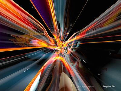 Stream N10 illustraion design motion graphics script timeline 3d art tablet desktop mobile app stream space
