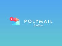 2 Polymail invites