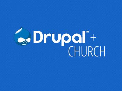 Drupal plus church