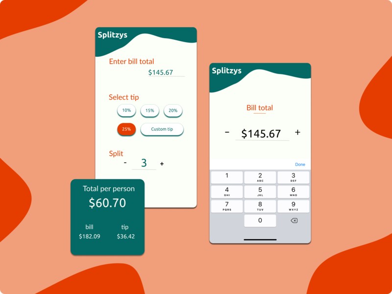 Daily UI #004 - Calculator app calculator ui design ui design dailyui beginner
