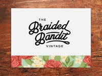Bandit Vintage Rebrand WIP