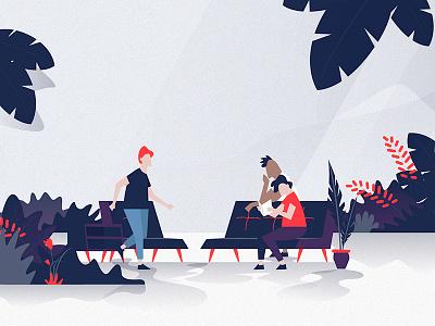 WIP: Blog illustration