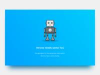 Vervoe's Maintenance Page