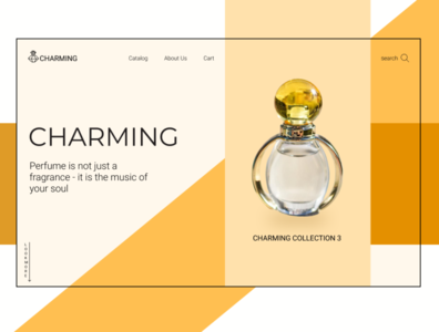 charming charming perfumes perfume design web
