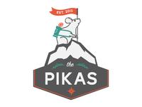 Pikas Hiking Group Logo