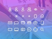 24 Icon Set