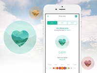 StressApp Mobile Design