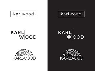 KarlWood illustraion icon branding typography artwork illustration logo vector design graphicdesign