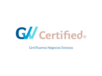 GW Certified logo design brand