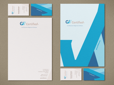 Stationery GW Certified stationery design brand