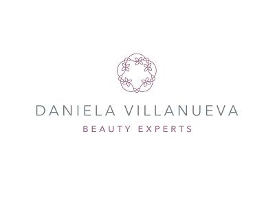 Daniela Villanueva logo brand