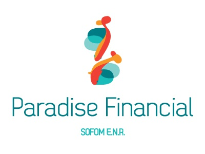 Paradise Financial brand logo