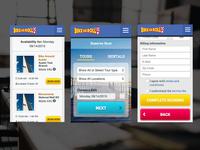 Reservation Mobile app