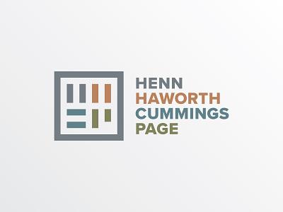 HHCP logo design lawyer logo