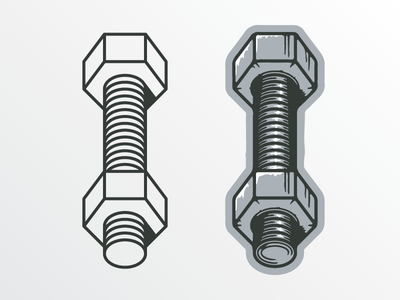 Bolts & Nuts build wrench nut bolt