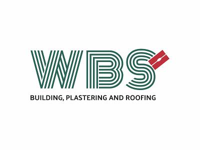 WBS - Unused Logo Concept typography logo design branding and identity identity design branding designer branding design brand identity branding client work logotype concept logo concept logo design