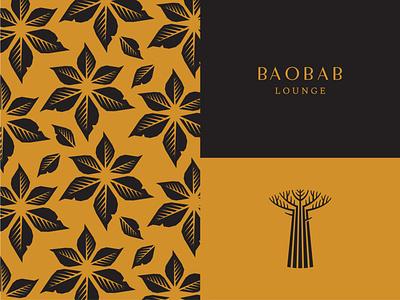 The Upside Down Tree savana africa flowers leaves branding bar branding lounge brand bar brand lounge bar african boabab tree