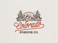 Colorado Fondue Co. Rebrand // 1