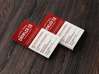 GCG Business Card #2