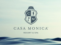 Casa Monica Logo (Refresh)