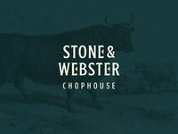 SW Chophouse: Logo Two