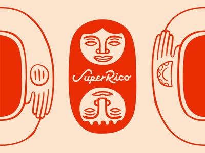 Super Rico : Tres