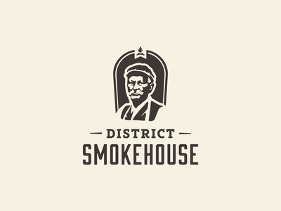 Smokehouse: Logo One