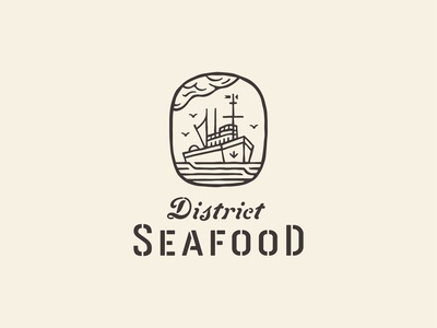 Seafood: Logo Two