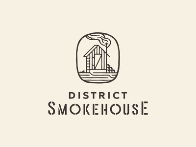 Smokehouse: Logo Two