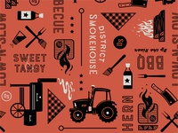 Smokehouse: Packaging Pattern