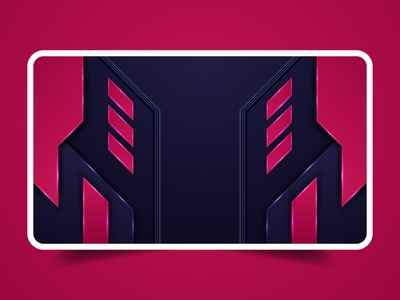 Free 4k abstract gaming background design