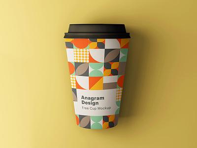 Free Paper Cup Mockup starbuck paper cup free paper cup mockup coffee shop coffee cup coffee freebies anagramdesign mockup free template free mockup freebie