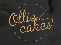 Ollie Cakes - Final brand
