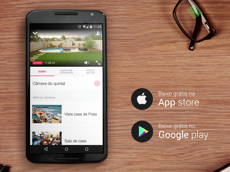 Android Video Stream App by Robert A J  on Dribbble