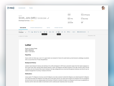 Text editor text editor docx word drive document