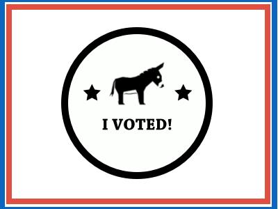 iVoted vote