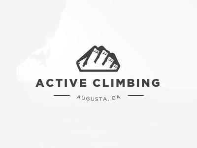 Active Climbing Logo