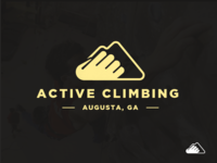 Active Climbing Logo (option 2)