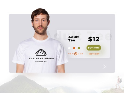 Active Climbing UX Card