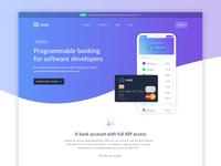 Root Banking Website Design