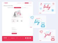 Gift Voucher for Baby App