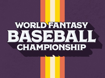 World Fantasy Baseball Championship | Logo
