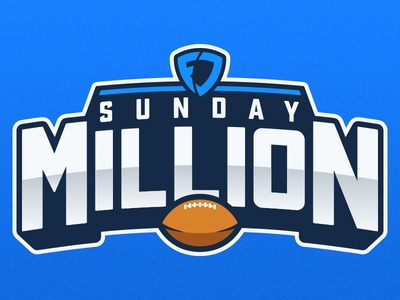 NFL Sunday Million Logo