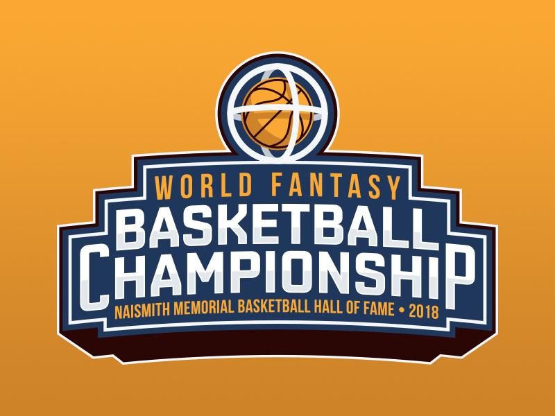 World Fantasy Basketball Championship nba basketball logo sports fanduel