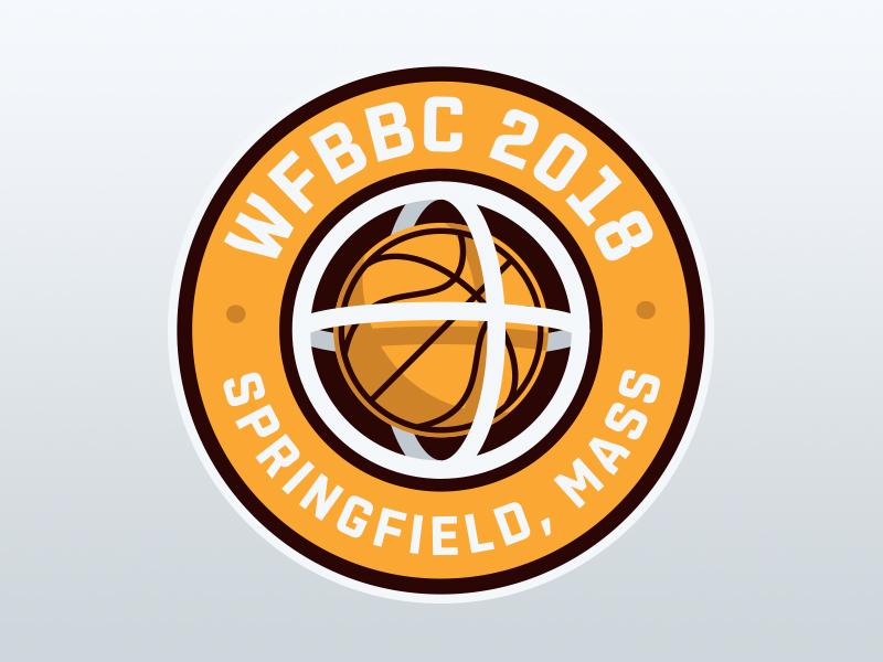 Condensed WFBBC Logo nba basketball logo sports fanduel