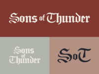 Sons of Thunder - Logo