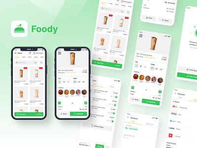Cashier Order App user experience ui designer uidesign design app design