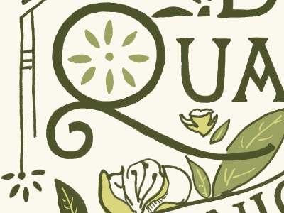 Quality  hand lettering illustration