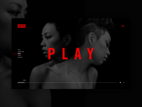 Video player concept — Metis
