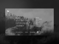 Navigation re-design — Home